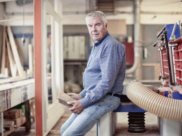 Trots op Hofleverancier Gebroeders Ouwendijk: Vroege Nieuwe Generatie Makers