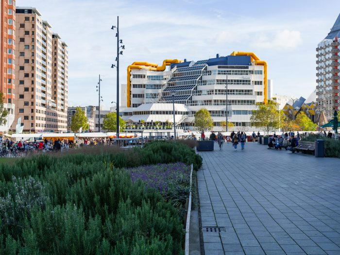 KOERS staat 24/7 klaar voor Bibliotheek Rotterdam