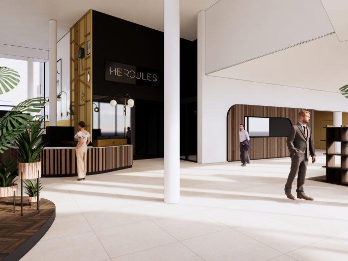 Meeting Center Hercules Utrecht opent haar deuren
