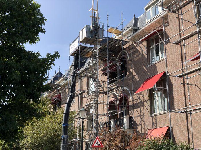 Realisatie zorgappartementen Huize Eykenburg