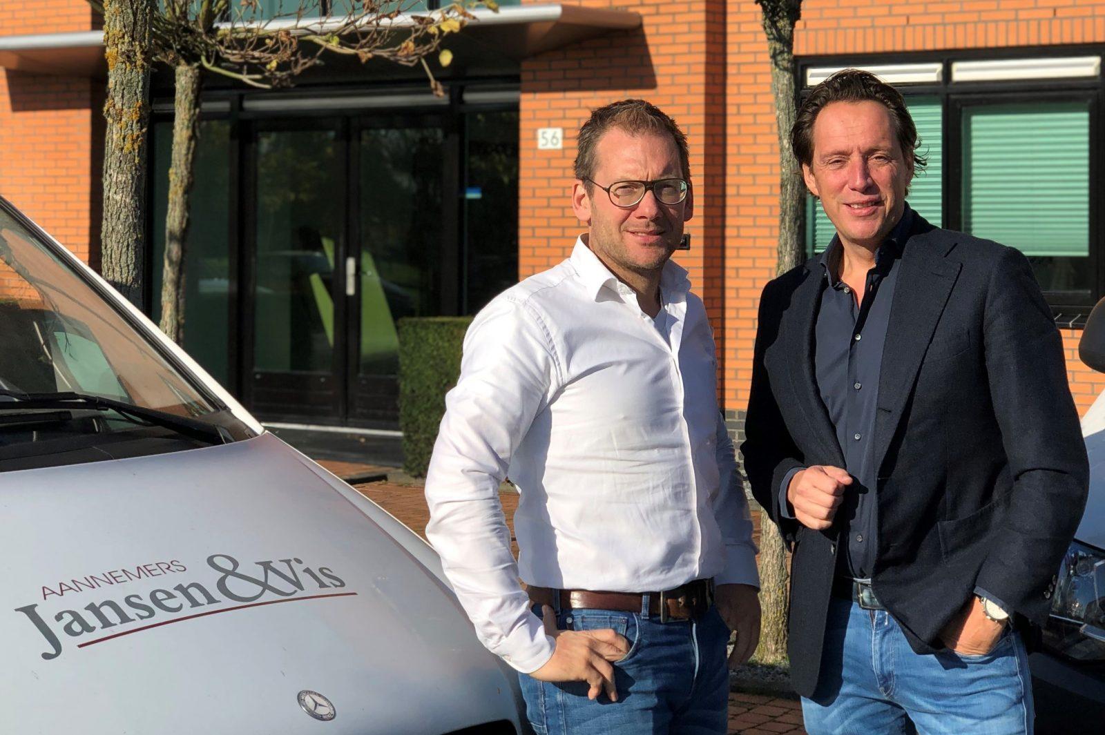 Jansen & Vis Aannemers wordt KOERS Eindhoven