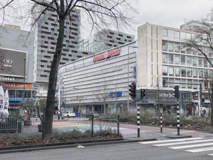 Projectupdate Entree Supermarkt Karel Doormanstraat Rotterdam