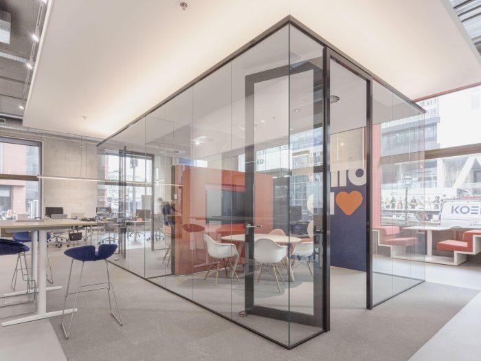 Randstad flagshipstore Den Haag