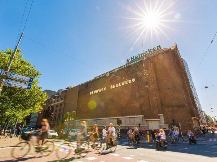 Heineken Experience Amsterdam: bouwen als experience