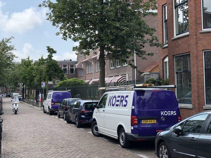 Verbouwing Lucas Onderwijs Den Haag