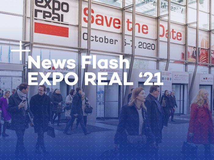 Ondertussen in München... KOERS op de Expo Real '21