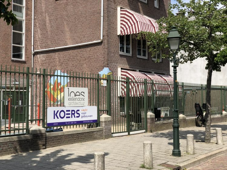 Tijdens de zomervakantie in 2019 werd onder andere de interne verbouwing van Basisschool Statenkwartier in Den-Haag uitgevoerd.